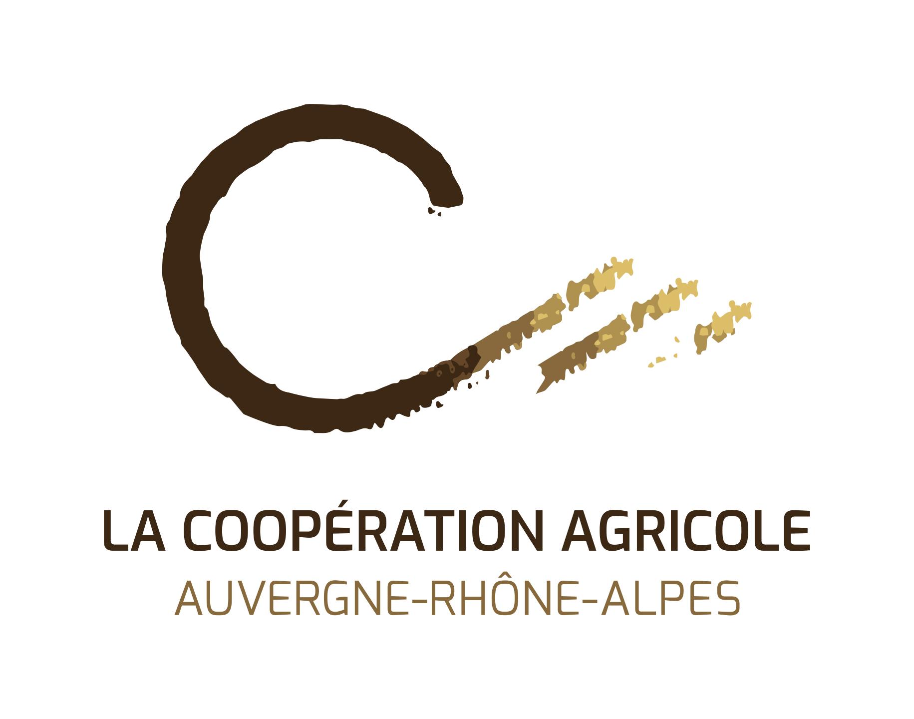 Logo Coopération Agricole AURA